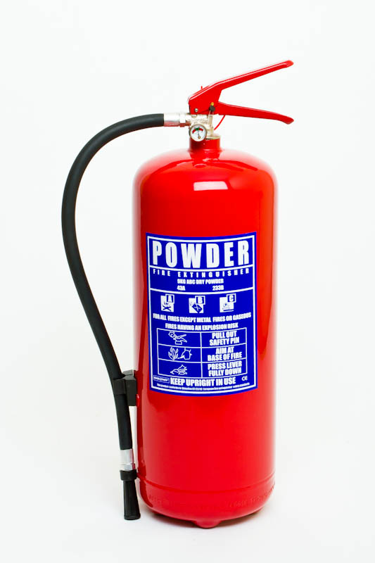 9kg Abc Dry Powder Fire Extinguisher Fire Products Direct