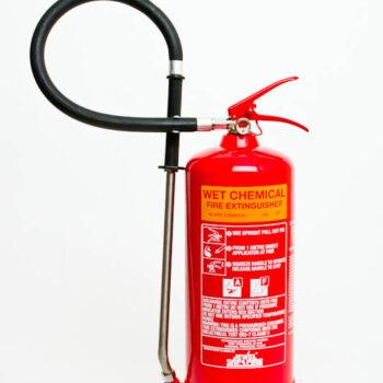 Wet Chemical Extinguishers