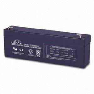 12V 2.3 AH Battery