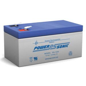 12V 3.4 Battery