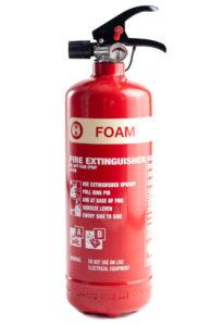 Foam-Extinguisher 2 Lt