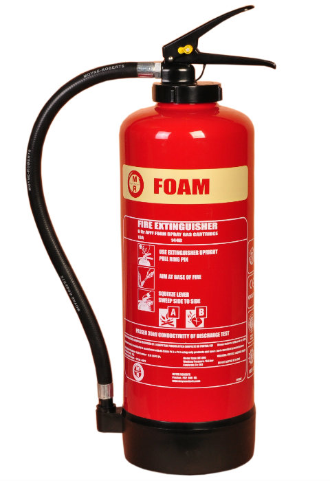 6 litre foam afff extinguisher fire products direct